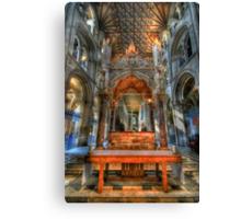 Exaltation Canvas Print