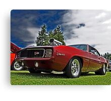 Z28 Rally Sport Canvas Print