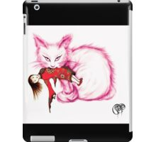Not your China Doll - glyph iPad Case/Skin
