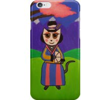 Geisha Willow iPhone Case/Skin