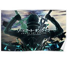 Kirito 3 Poster
