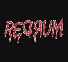 MURDER (REDRUM) T-Shirt