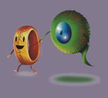 Lord of the Septic Eye Kids Tee
