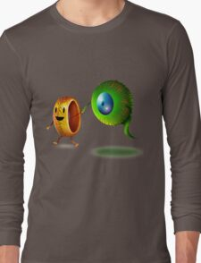 Lord of the Septic Eye Long Sleeve T-Shirt