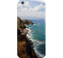 Hawaii Coastline iPhone Case/Skin