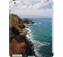 Hawaii Coastline iPad Case/Skin