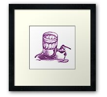 Tap Water Framed Print