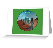 SLEEP - Dopesmoker picture disc lp Greeting Card