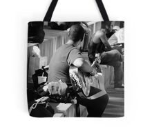Teenage Musical Tote Bag