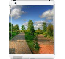 Choose Your Path in Life iPad Case/Skin