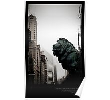 Never Leave Poster
