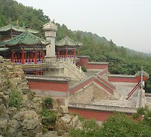 Chinese Scape by russiannut