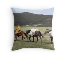 Pack String Throw Pillow