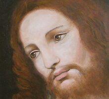 Christ by Rodica Voicu