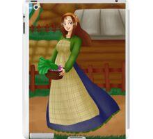 Celia iPad Case/Skin