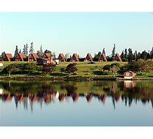 Lake Milo Photographic Print