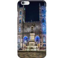Montreal Notre-Dame Bascilica iPhone Case/Skin
