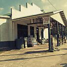 Yemasse Gas Station by Jay Reed