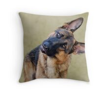 Silly Boy Throw Pillow