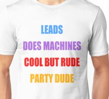 TMNT Theme Song Unisex T-Shirt