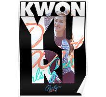 Girls' Generation (SNSD) Yuri 'Party' Poster
