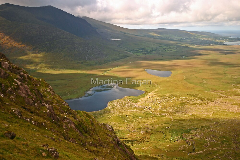 The Conor Pass by Martina Fagan