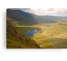 The Conor Pass Metal Print
