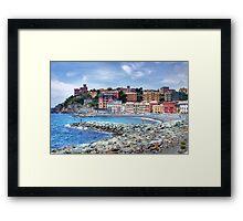Vernazzola Framed Print