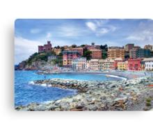 Vernazzola Canvas Print