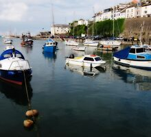 Brixham Harbour No 3 by StephenRB