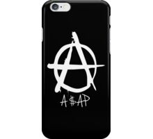 A$AP white iPhone Case/Skin