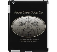 PAPER STREET SOAP  iPad Case/Skin