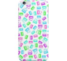Neon Tapes iPhone Case/Skin