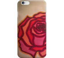 Warm Passion iPhone Case/Skin