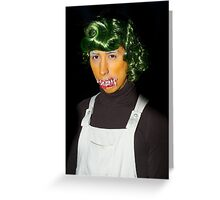 Zombie 10 Greeting Card