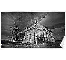 THE CHURCH - DALGETY NSW  AUSTRALIA - Poster