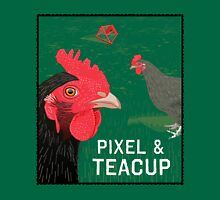 Pixel and Teacup Unisex T-Shirt
