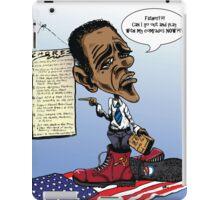 Baby Obama iPad Case/Skin