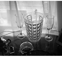 Sheer Glass Photographic Print