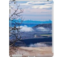 A Road Half Way There iPad Case/Skin