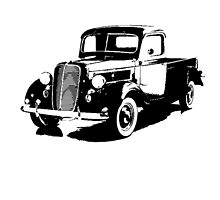Ford V8 Deluxe Pickup 1937 by garts