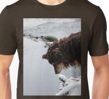 Snowy Aussie Unisex T-Shirt