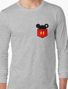 [Men] Mickey's Love Long Sleeve T-Shirt