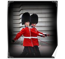 Amazing London - London People - GUARDS - (UK) Poster