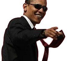 Thanks Obama by nathaliavel