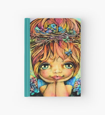 Taisie Blue Hardcover Journal