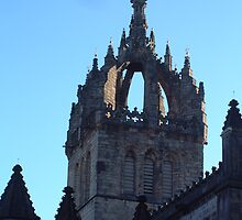 High Kirk Edinburgh by rualexa