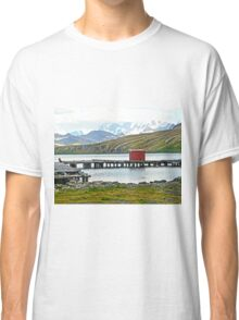Whaling Station Dock Classic T-Shirt