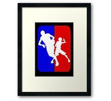Kuroko no NBA Framed Print