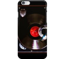 Phonograph iPhone Case/Skin